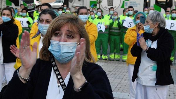 Virus corona ở Tây Ban Nha: 14.659 người chết và 146.690 bị nhiễm - Bóng Đá