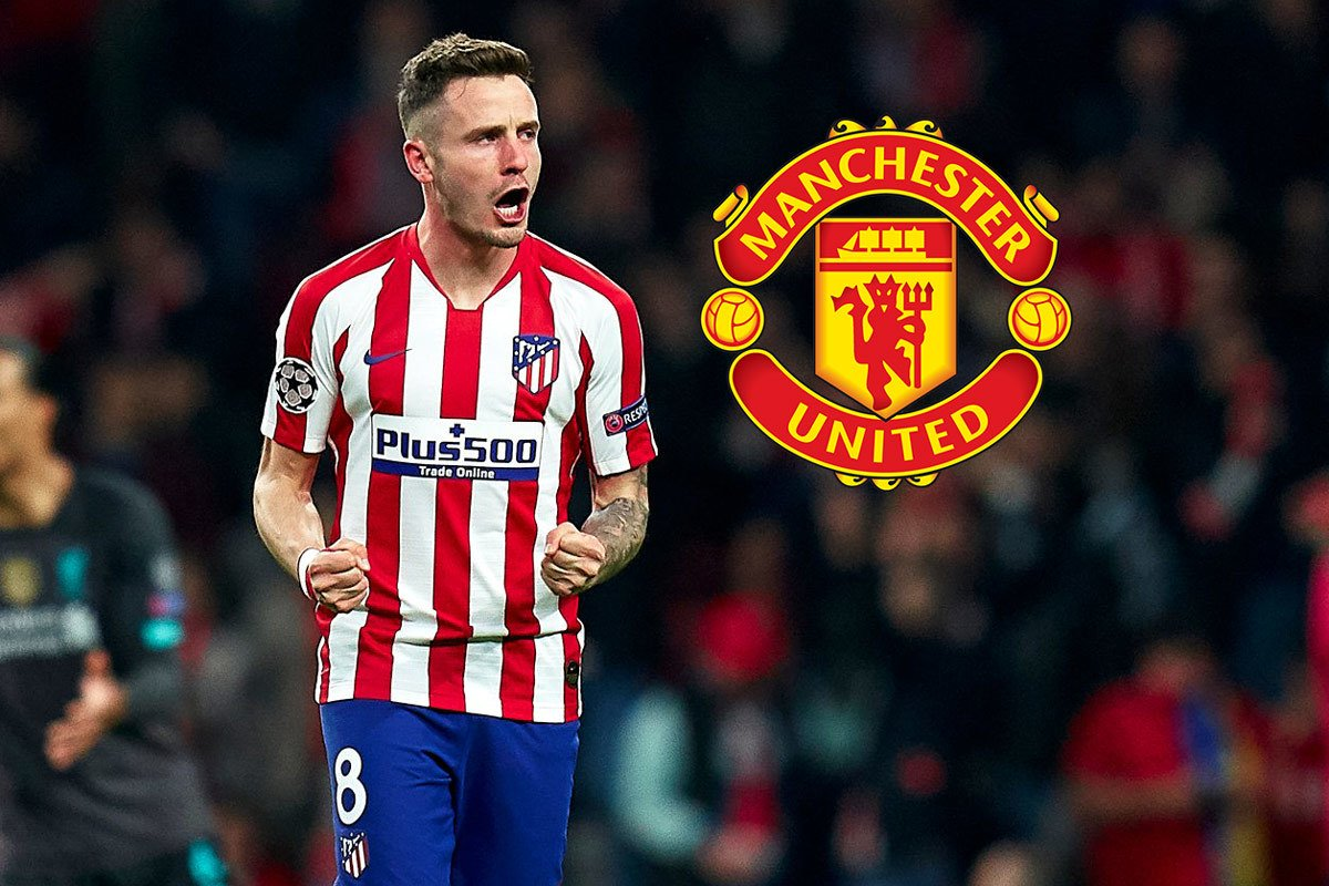 Cơ hội để Man Utd chiêu mộ Saul - Bóng Đá