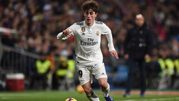 Alvaro Odriozola: Zidane không muốn tôi rời Real - Bóng Đá
