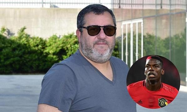 Mino Raiola đàm phán với Juventus - Bóng Đá