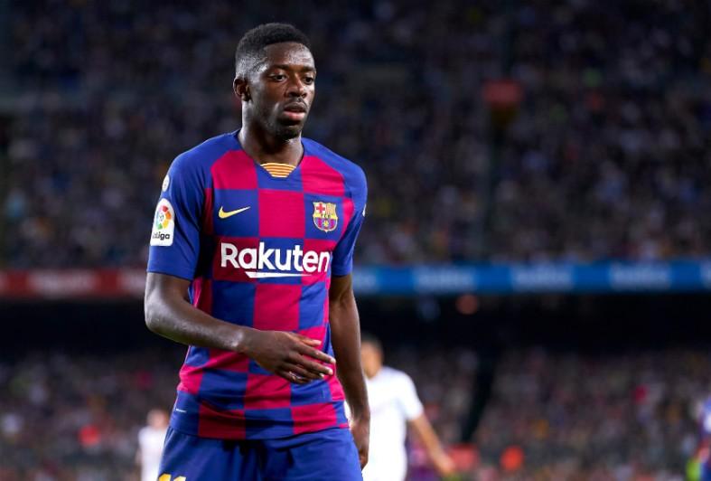 Juventus muốn mượn Osmane Dembele - Bóng Đá