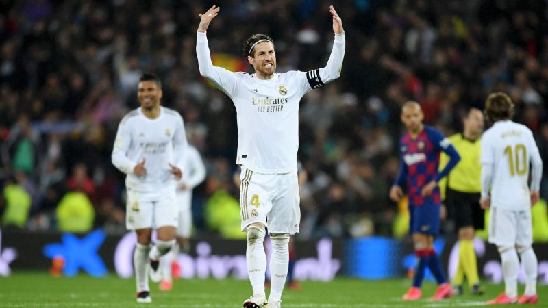 La Liga sẽ kết thúc nếu Real đứng đầu - Bóng Đá