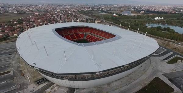 Thay đổi địa điểm tổ chức Champions League - Bóng Đá