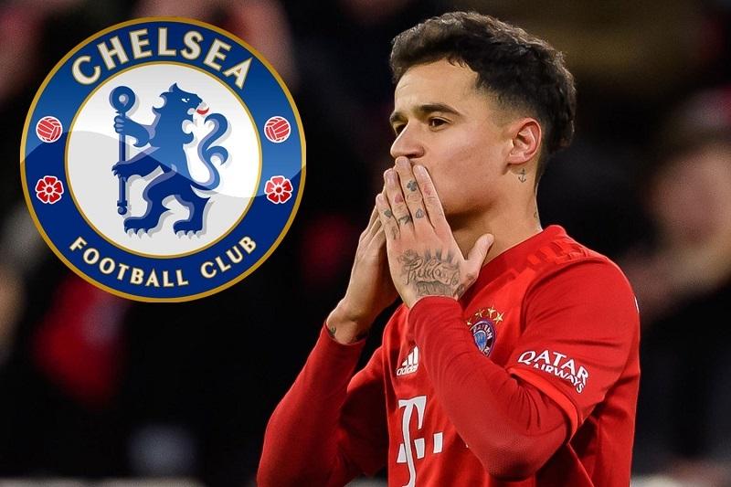 Chelsea dẫn đầu cuộc đua mượn Coutinho - Bóng Đá