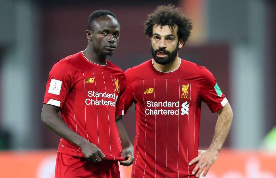 Liverpool tìm người thay thế Mane, Salah - Bóng Đá