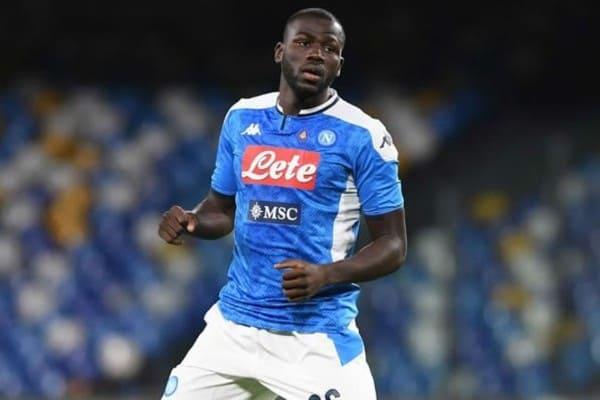 Man City chiêu mộ Kalidou Koulibaly - Bóng Đá