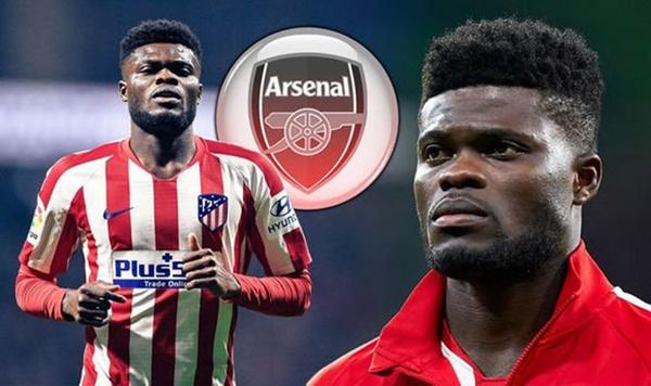 Arsenal bán 3 cầu thủ để chiêu mộ Partey - Bóng Đá