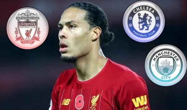 Van Dijk: Tôi đã có cơ hội gia nhập Chelsea, Man City - Bóng Đá