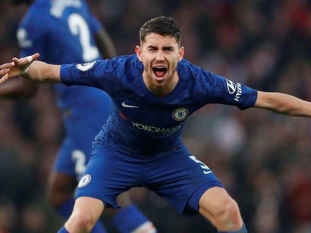 Chelsea trao đổi Jorginho với Juve - Bóng Đá