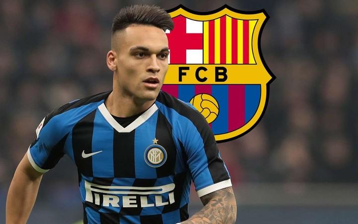 Barcelona to offer Junior Firpo and €70m for Lautaro Martínez - Bóng Đá