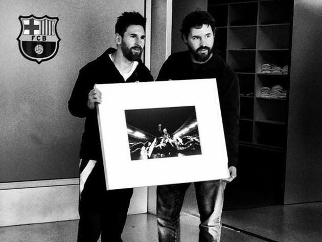 Iconic Messi photographer will not have contract renewed - Bóng Đá