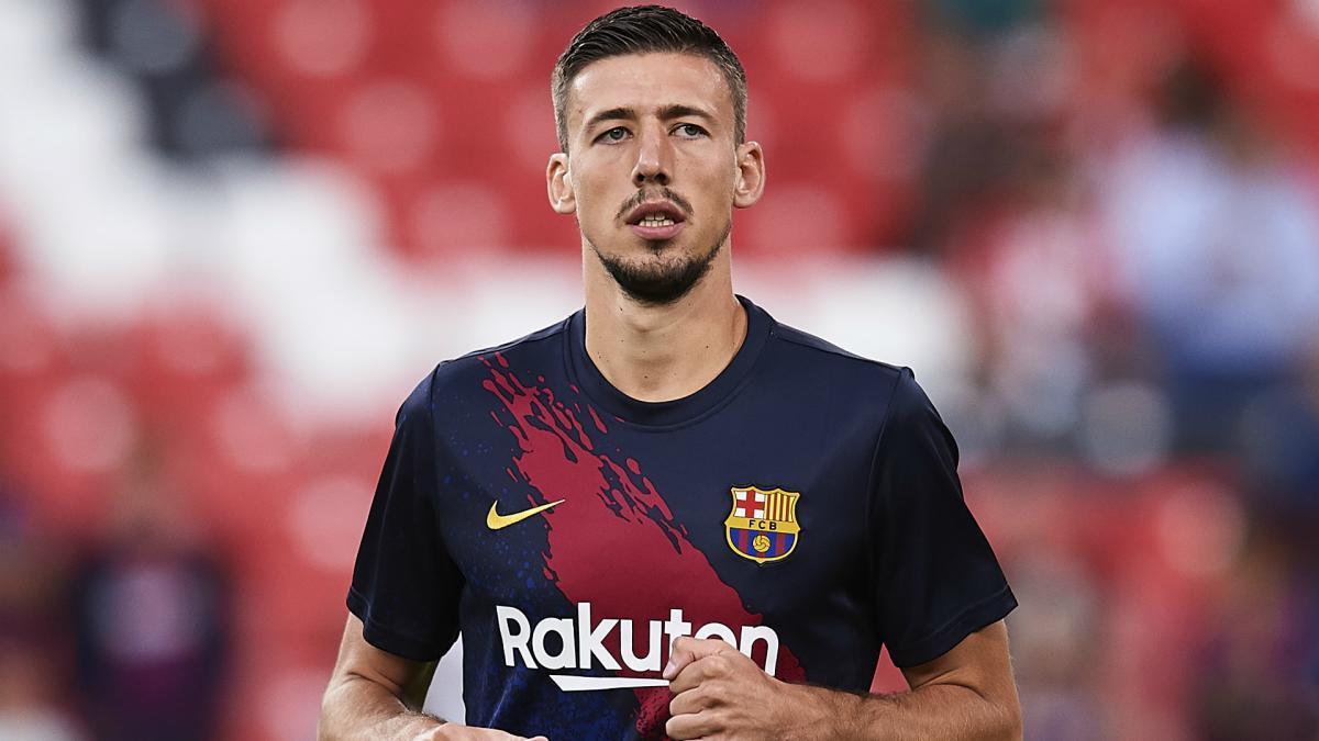 Barca chưa thể gia hạn với Lenglet - Bóng Đá
