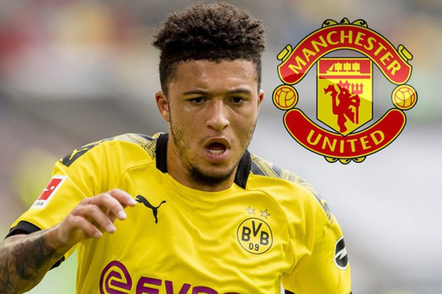 Dortmund chốt bán Sancho 108 triệu bảng - Bóng Đá