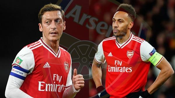 Arsenal tăng lương cho Aubameyang - Bóng Đá