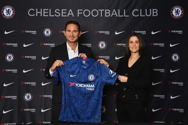 Lampard thuyết phục Marina Granovskaia chi tiền mua sắm - Bóng Đá