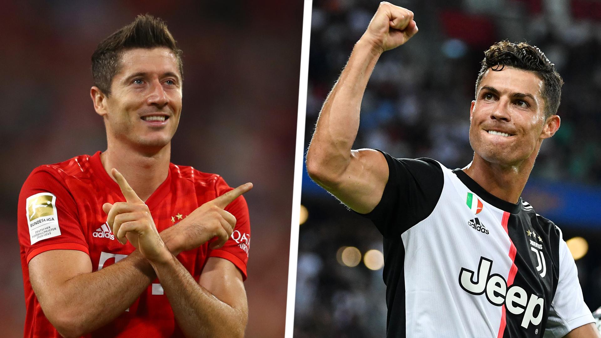 Lewandowski không quan tâm đến kỷ lục của Ronaldo - Bóng Đá