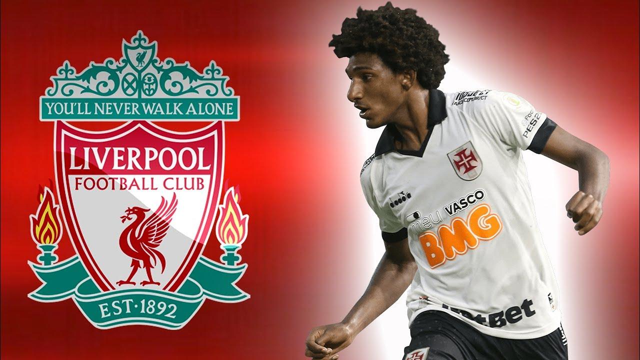 Liverpool chiêu mộ Talles Magno - Bóng Đá