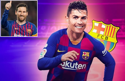 Mendes muốn Ronaldo gia nhập Barca? - Bóng Đá