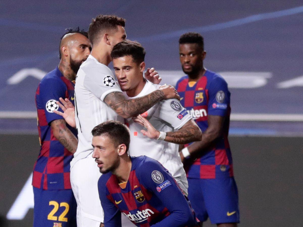 Barca trả Liverpool 5 triệu nếu Coutinho vô địch C1 - Bóng Đá