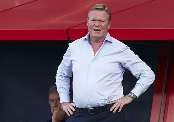 Barca chưa thanh lý hợp đồng với Quique, Koeman chưa chính thức được dẫn dắt - Bóng Đá