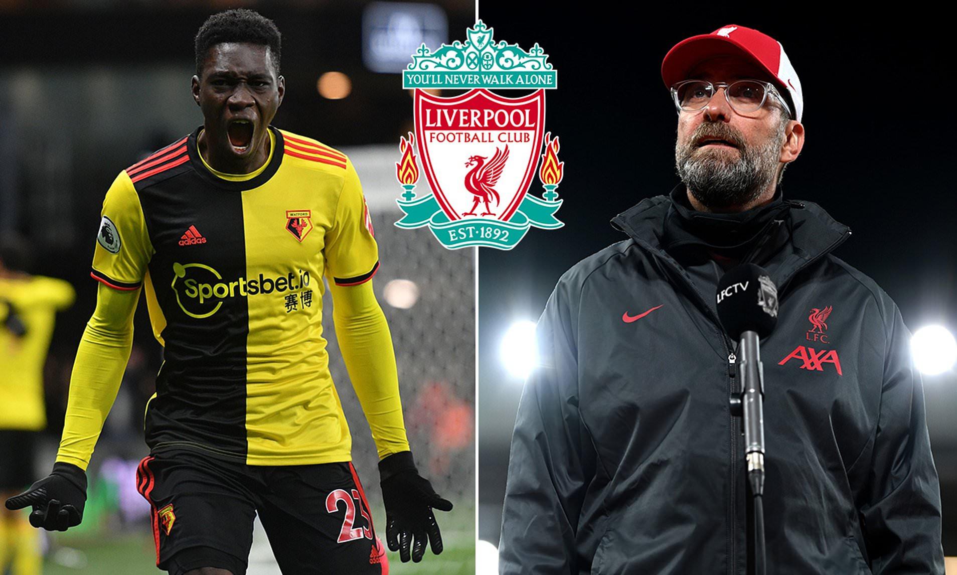 Liverpool đón Ismaila Sarr - Bóng Đá