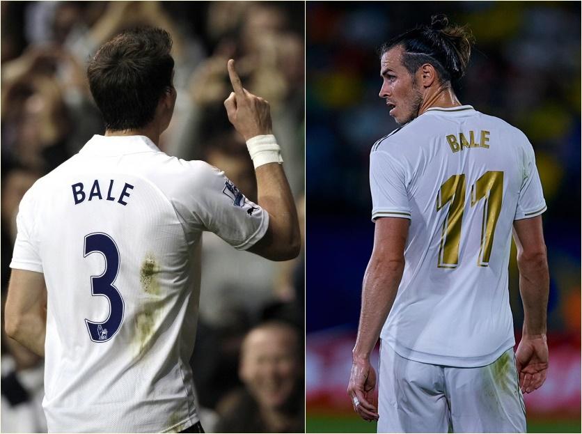 Chốt số áo Bale và Reguilon - Bóng Đá