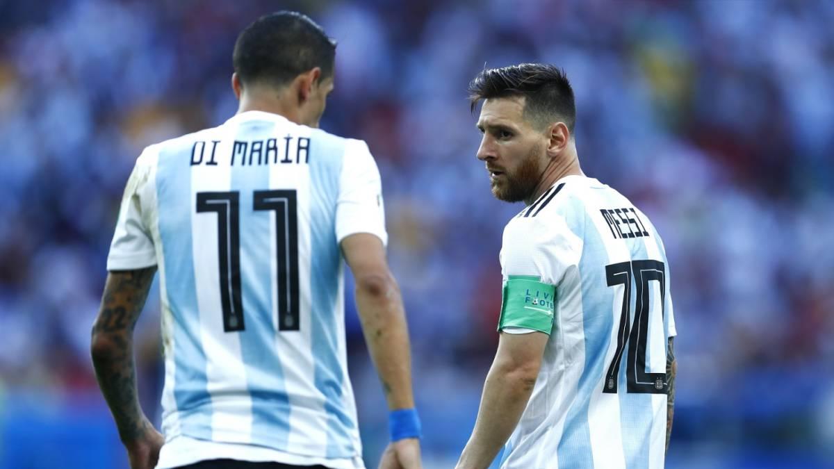 Di Maria thừa nhận lôi kéo Messi - Bóng Đá