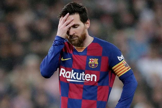 Sergi Roberto: 'It's normal to see Messi sad. Suarez is like his brother' - Bóng Đá