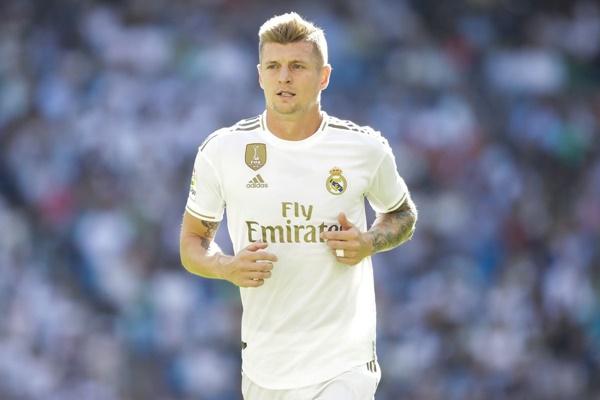 Toni Kroos chấn thương 2 tuần - Bóng Đá