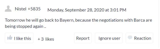 Khán giả nhắn Barca ngưng trả góp - Bóng Đá