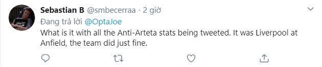 CĐV Arsenal bênh Arteta - Bóng Đá
