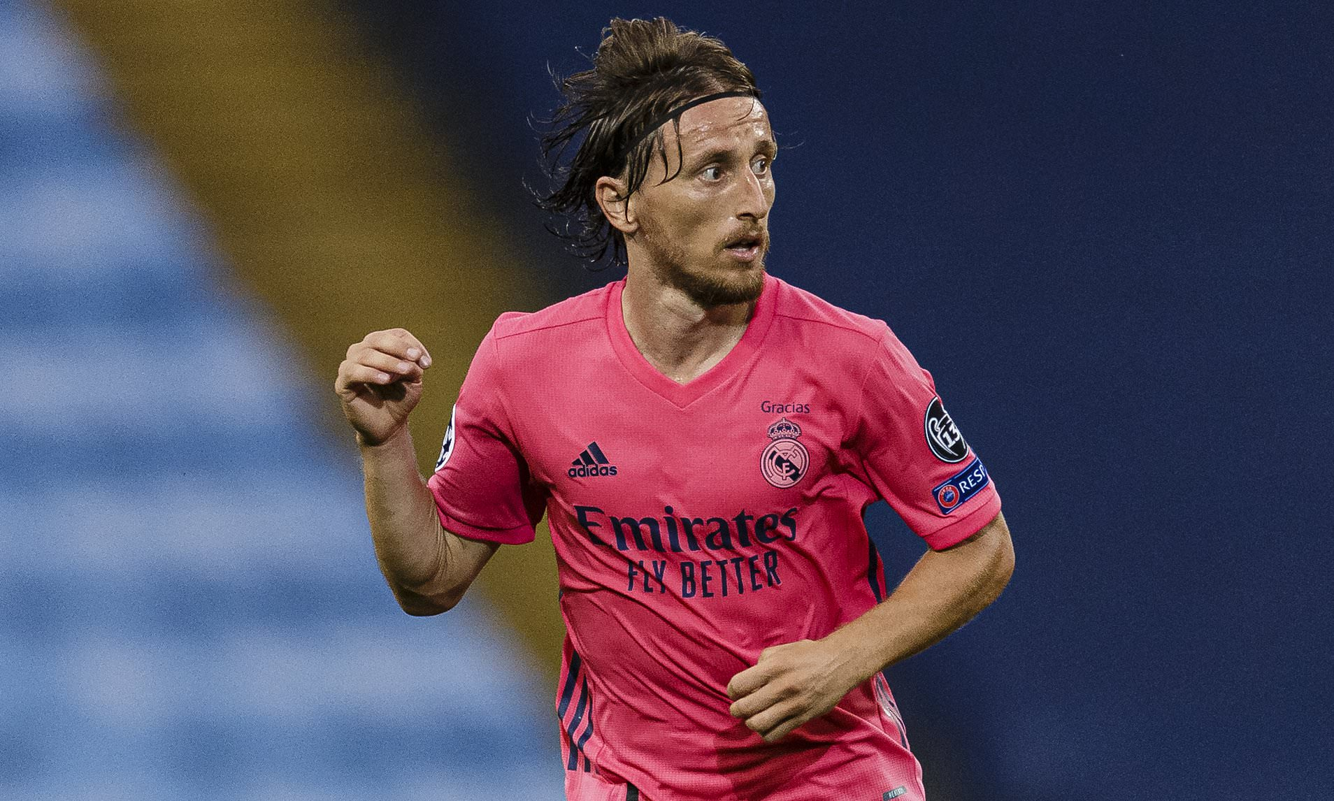 Real muốn gia hạn với Modric thêm 1 năm - Bóng Đá