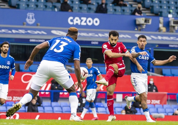 TRỰC TIẾP Everton 1-2 Liverpool: Mohamed Salah lập công (H2) - Bóng Đá