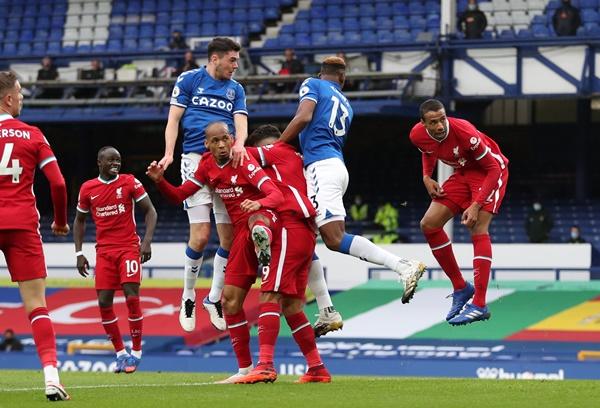 TRỰC TIẾP Everton 1-1 Liverpool: Chủ nhà có bàn gỡ (H1) - Bóng Đá