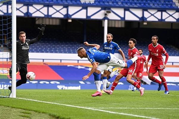 TRỰC TIẾP Everton 1-1 Liverpool: Cột dọc cứu thua cho The Kop (H2) - Bóng Đá