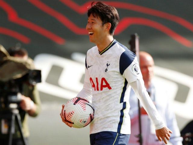 Tottenham gia hạn với Son Heung-min - Bóng Đá