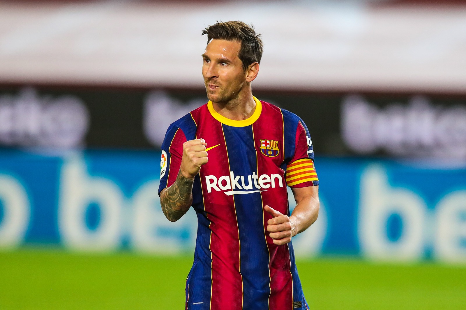 Lionel Messi thắng kiện tờ báo có trụ sở tại Madrid - Bóng Đá