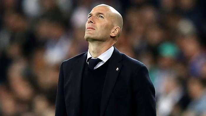 Zidane chỉ có 2 trận để cứu ghế  - Bóng Đá