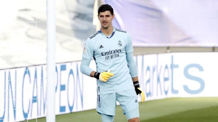 Courtois: Ở Madrid, chúng tôi có số 9 xuất sắc nhất thế giới - Bóng Đá