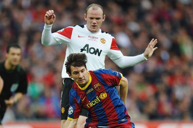 Rooney nói gì về việc Messi đến NHA? - Bóng Đá