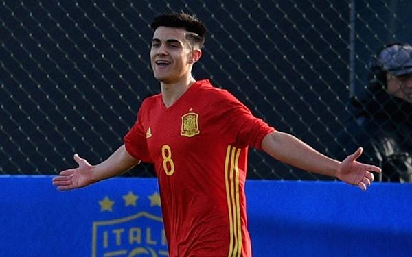 Puigmal đã có 6 bàn thắng và 2 đường kiến tạo chỉ sau 5 trận ra sân cho đội trẻ M.U.