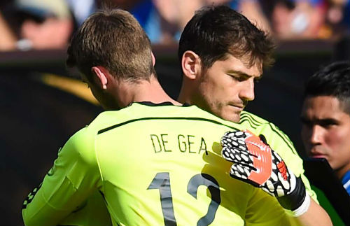 "Casillas & De Gea: Dự báo ""sóng ngầm"" ở Bernabeu"