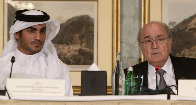 FIFA xác nhận ông Blatter từ chức như đã 'hứa'