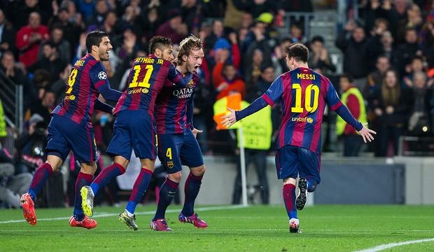 Bóng đá Tây Ban Nha dễ thở sau lễ bốc thăm vòng bảng Champions League