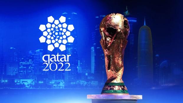 World Cup 2022 sẽ tổ chức tại Qatar. Ảnh internet.