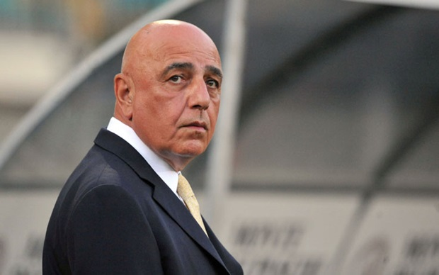 Adriano Galliani được cho là thực hiện chuyển nhượng phạm luật. Ảnh: Internet.