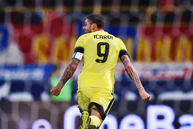Liverpool tiếp cận Mauro Icardi. Ảnh: Internet.