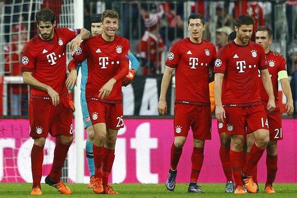 Bayern Munich Áp Đảo Đội Hình Tốt Nhất Của Châu Âu Hiện Tại Với 7 Cầu