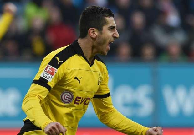 Dortmund quyết giữ Mkhitaryan ở lại. Ảnh: Internet.