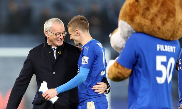 Hành trình của Leicester City xứng đáng được dựng phim